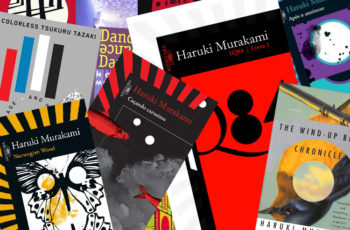 Alguns motivos para você ler os livros de Haruki Murakami