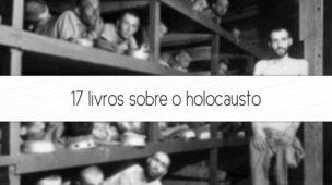 Livros sobre o holocausto