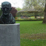 Busto de James Joyce