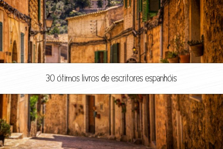 escritores espanhóis