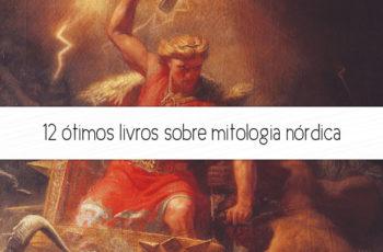12 ótimos livros sobre mitologia nórdica