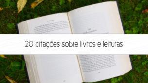 citações sobre livros